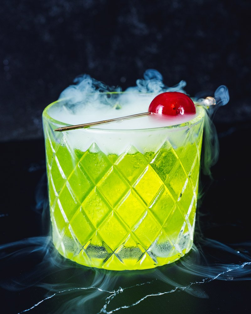 Witches Brew drink