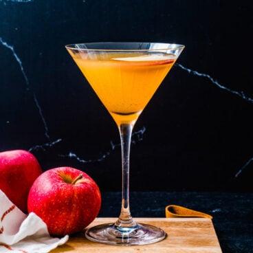 Fall vodka cocktails
