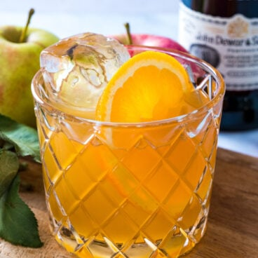 Apple Cider and Whiskey
