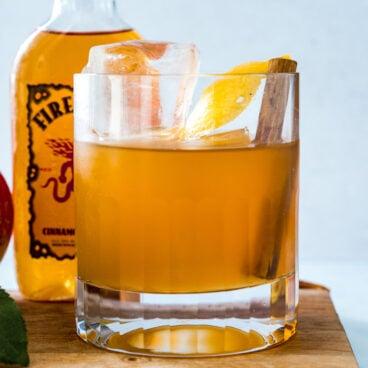 Fireball and Apple Cider