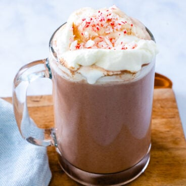 Peppermint Patty Drink